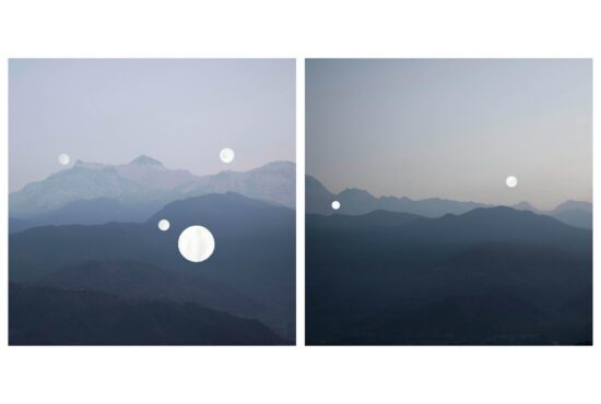 Moonlight -50 Years of Photographing the Moon  - Featuring Shen Wei