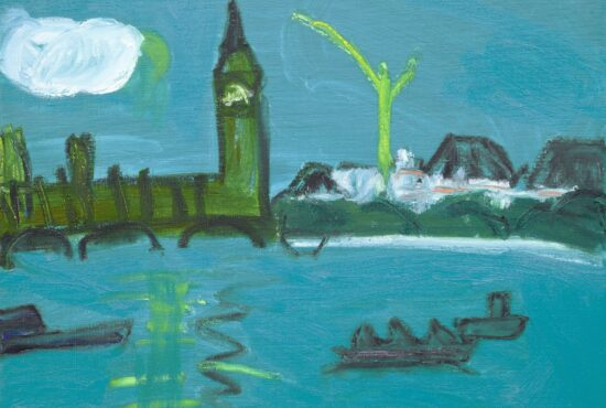 40 Years of Painting, Camberwell Students and Teachers, 1945 - 1985 - Featuring David Hepher, John Keane and Lucy Jones