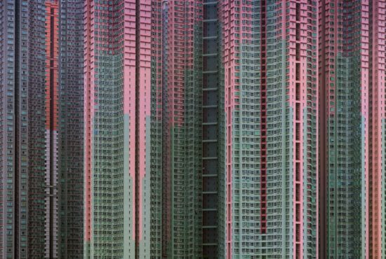Michael Wolf - Life in Cities