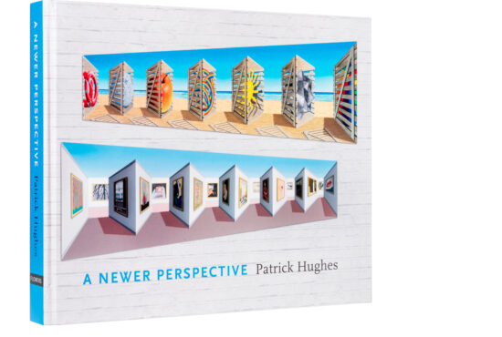 Book Launch: Patrick Hughes - A Newer Perspective