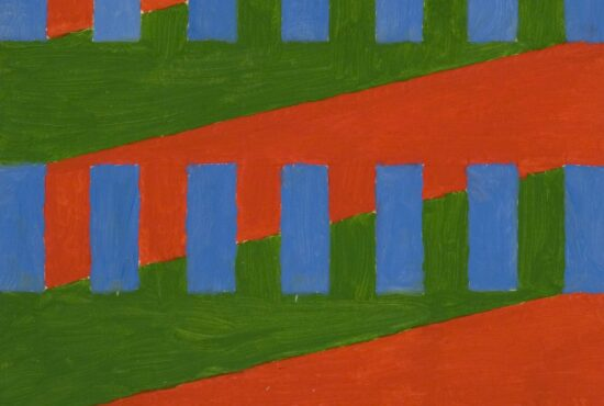 Michael Kidner: Early Works on Paper