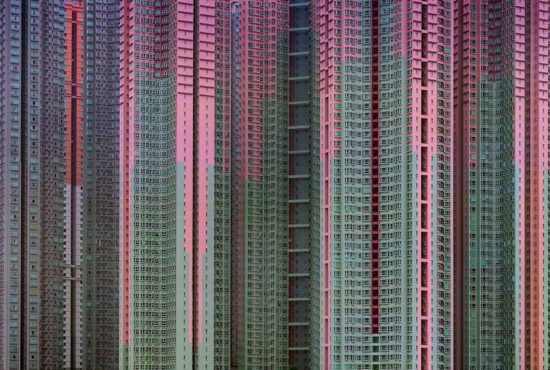 Michael Wolf's major retrospective Life in Cities featured on Lens Culture