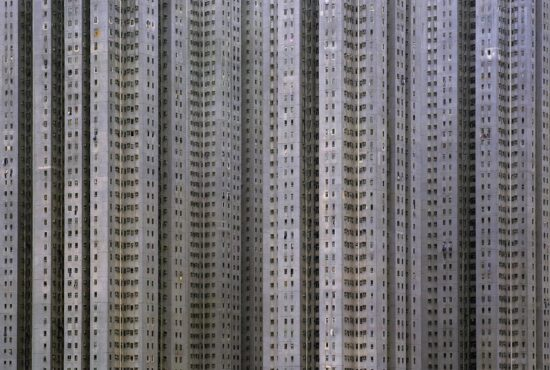 Michael Wolf's Architecture of Density featured in The Telegraph