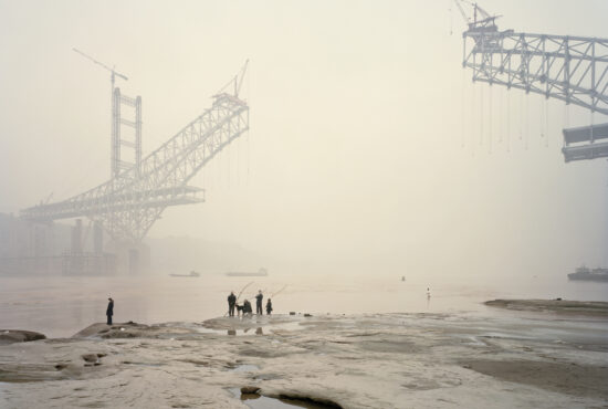 Prix Pictet Photography Prize, Nadav Kander and Edward Burtynsky featured in The New York Times
