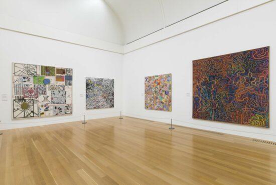Bernard Cohen Spotlight Display at Tate Britain