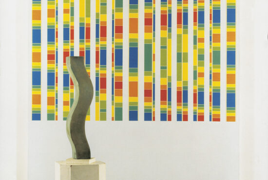 BP Walk through British Art - Systems - Featuring Michael Kidner