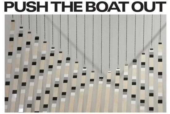 Push the Boat Out - Featuring Nicola Hicks