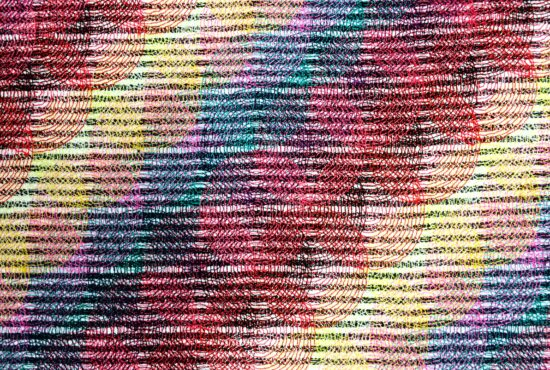 Michael Kidner - Painting into Textile