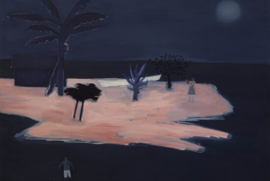 Tom Hammick - Waiting for Time
