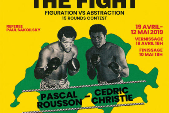 The Fight: Figuration vs Abstraction  - Featuring Cedric Christie