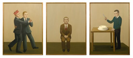 Party (Triptych)