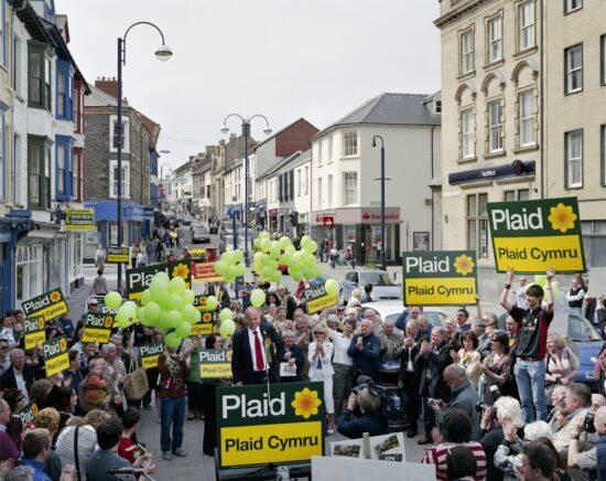 Penri James, Plaid Cymru, Aberyswyth (Ceredigon constituency) 24th April