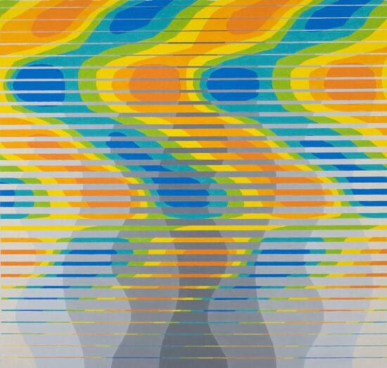 Colour Column (no.4)