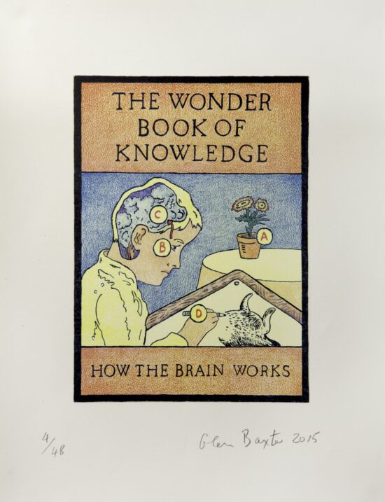The Wonder Book  of Knowledge - How the Brain Works