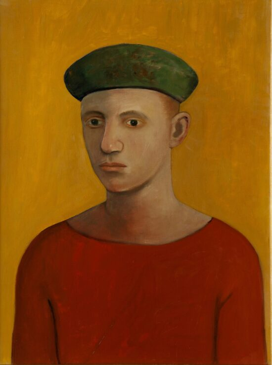 Boy (with beret)