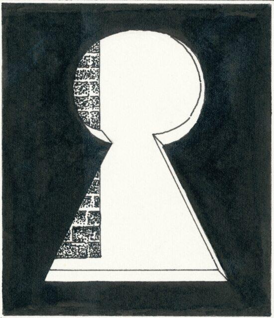 Secret Alphabet 'R' No. 2
