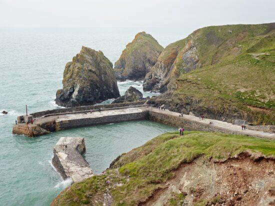 Mullion Cove, Lizard Peninsula, Cornwall, 9 May 2014