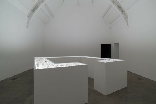 My Shadow's Reflection, In Place of Hate, Installation view, Courtesy Ikon Gallery