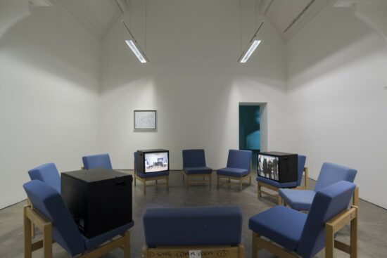 Oresteia, In Place of Hate, Installation view, Courtesy Ikon Gallery