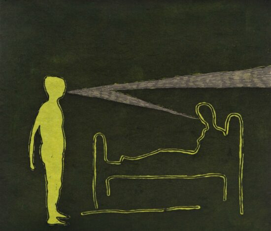 Conversation Nocturne (green)