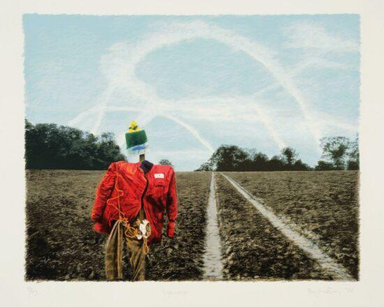 Bird/Scarecrow