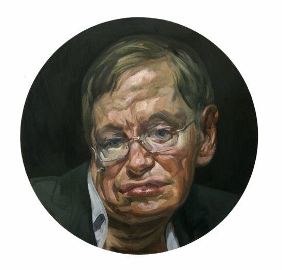 Untitled (Stephen Hawking)