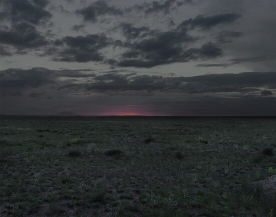 The Polygon Nuclear Test Site VII (Dust to Dust), Kazakhstan
