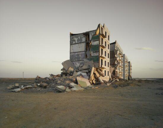 The Aral Sea I (Officers' Housing), Kazakhstan