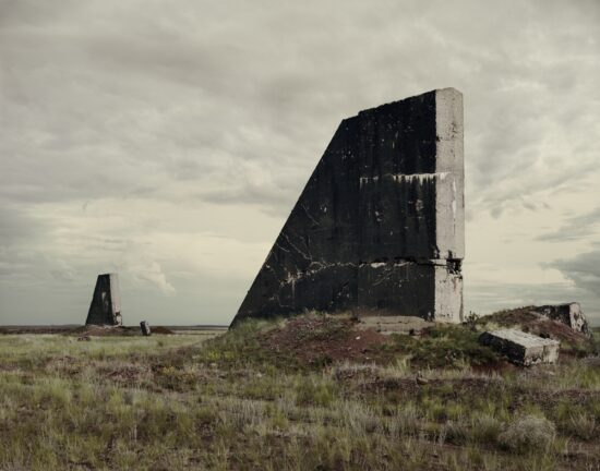 The Polygon Nuclear Test Site (After The Event), Kazakhstan