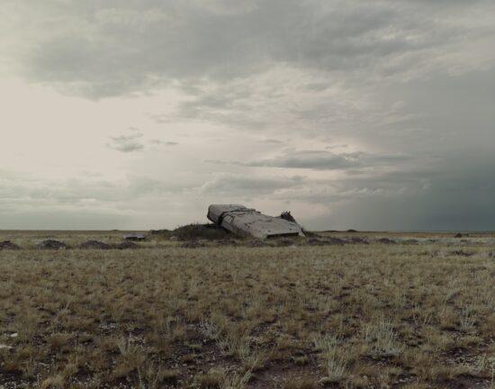 The Polygon Nuclear Test Site VII, Kazakhstan