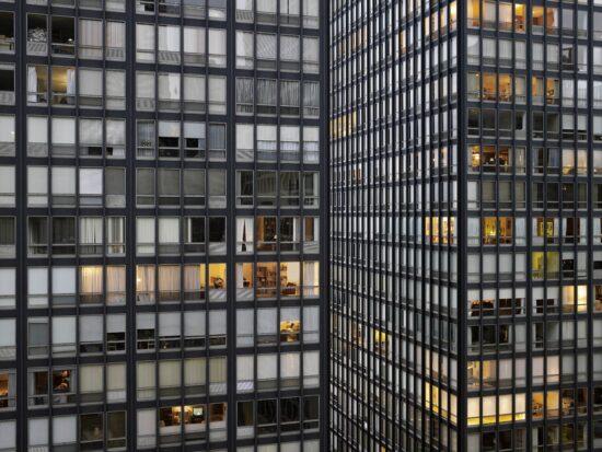Transparent city, #87a