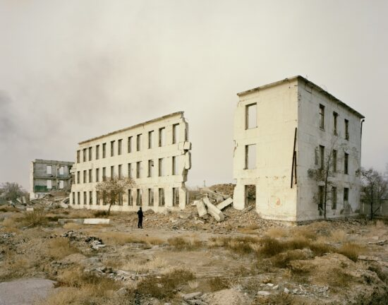 Priozersk I, (Military Housing), Kazakhstan
