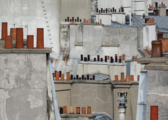 Paris Rooftops 11
