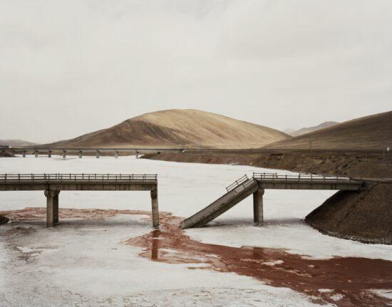 Qinghai Province II (Fallen Bridge)