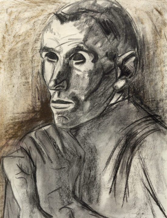 David (Head of a Miner)
