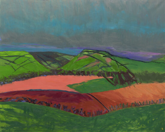 Fields in the Pink