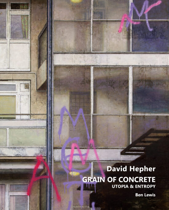 Grain of Concrete: Utopia & Entropy