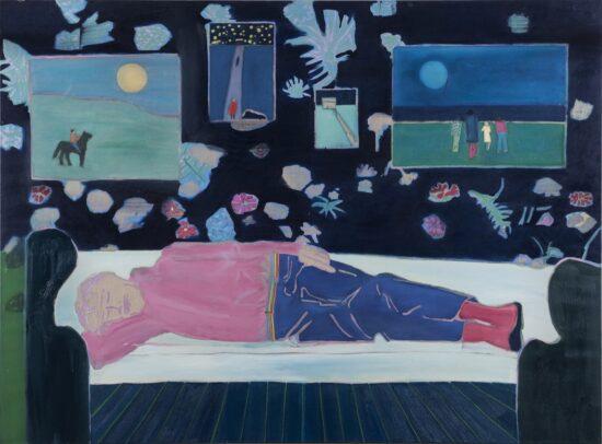 Poet Dreaming