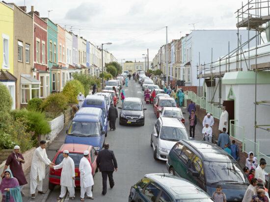 Eid al-Fitr Celebrations, Jamia Mosqque, Green Street, Bristol