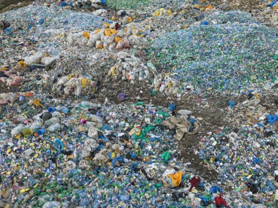 Dandora Landfill #2, Plastics Recycling, Nairobi, Kenya
