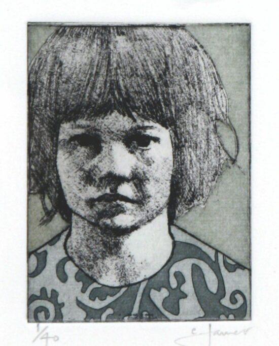 Portrait of myself as a boy
