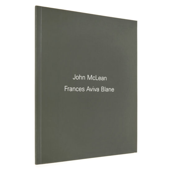 John McLean and Frances Aviva Blane