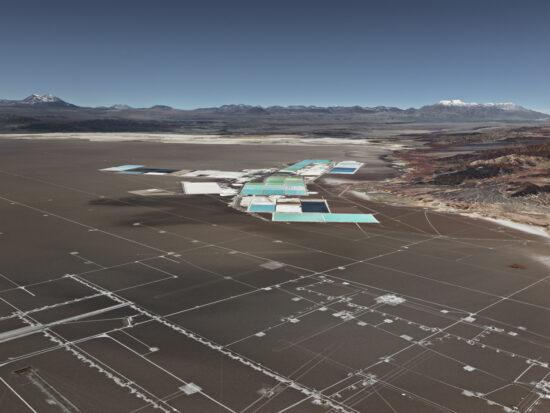 Lithium Mines #2, Salt Flats, Atacama Desert, Chile
