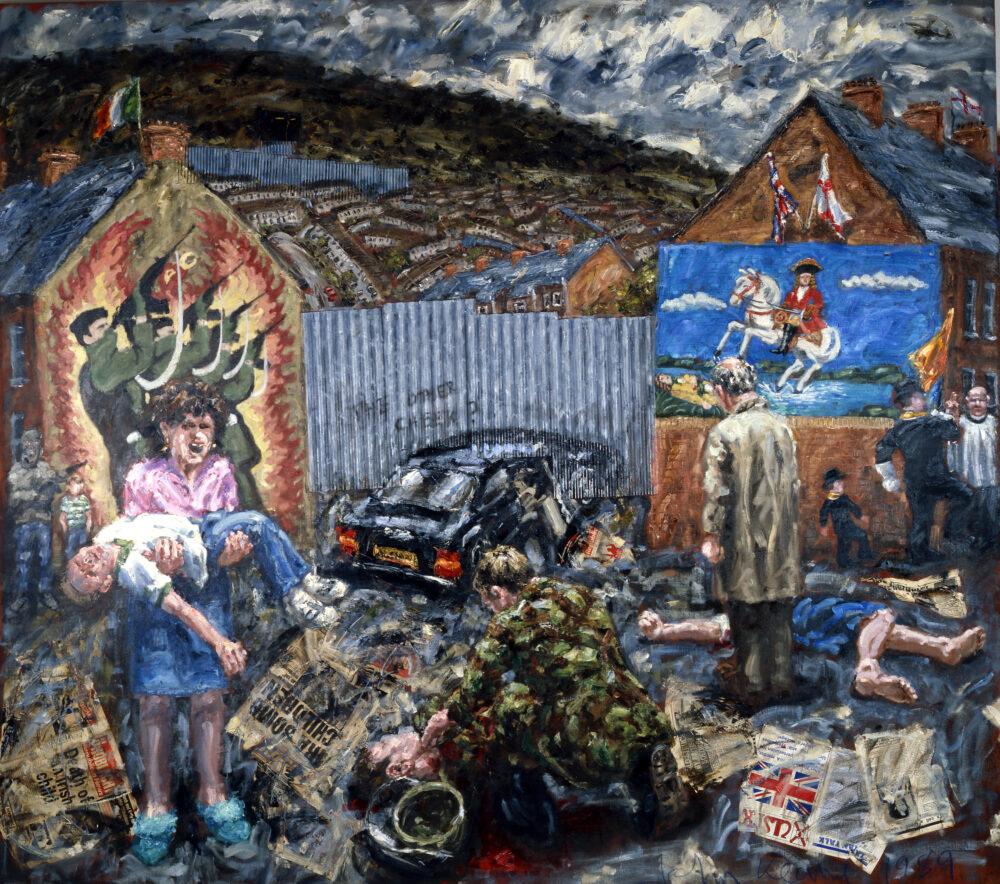 Troubles Art Lunchtime Talk: John Keane