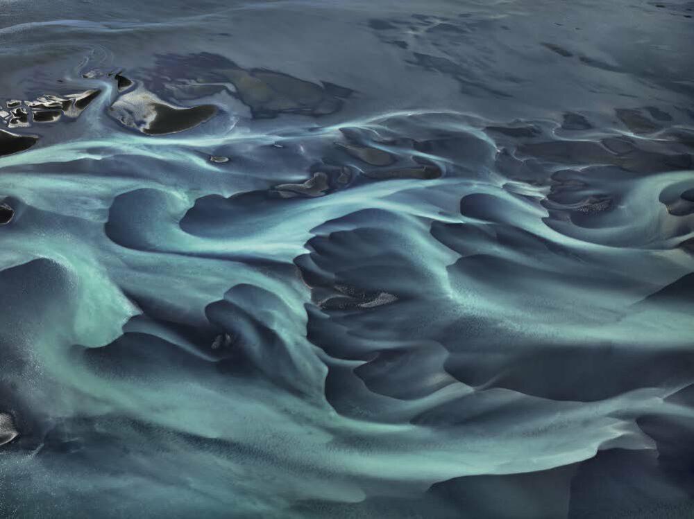 Ölfusá River #1, Iceland
