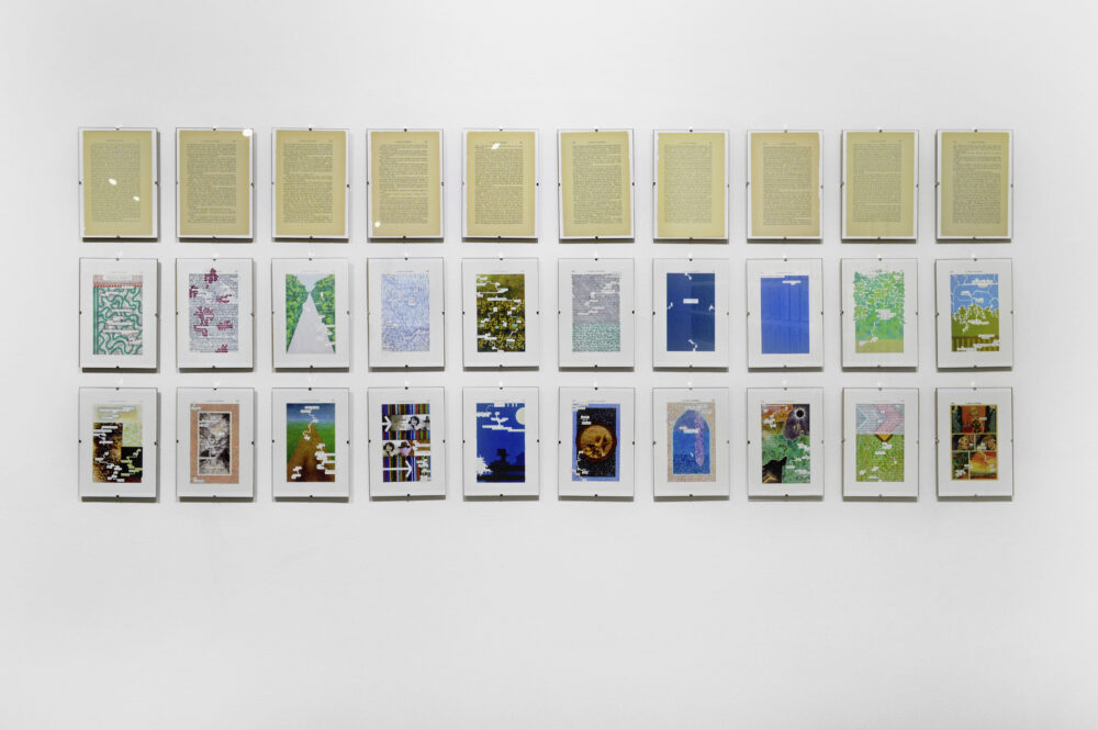 Tom Phillips - Pages From A Humument