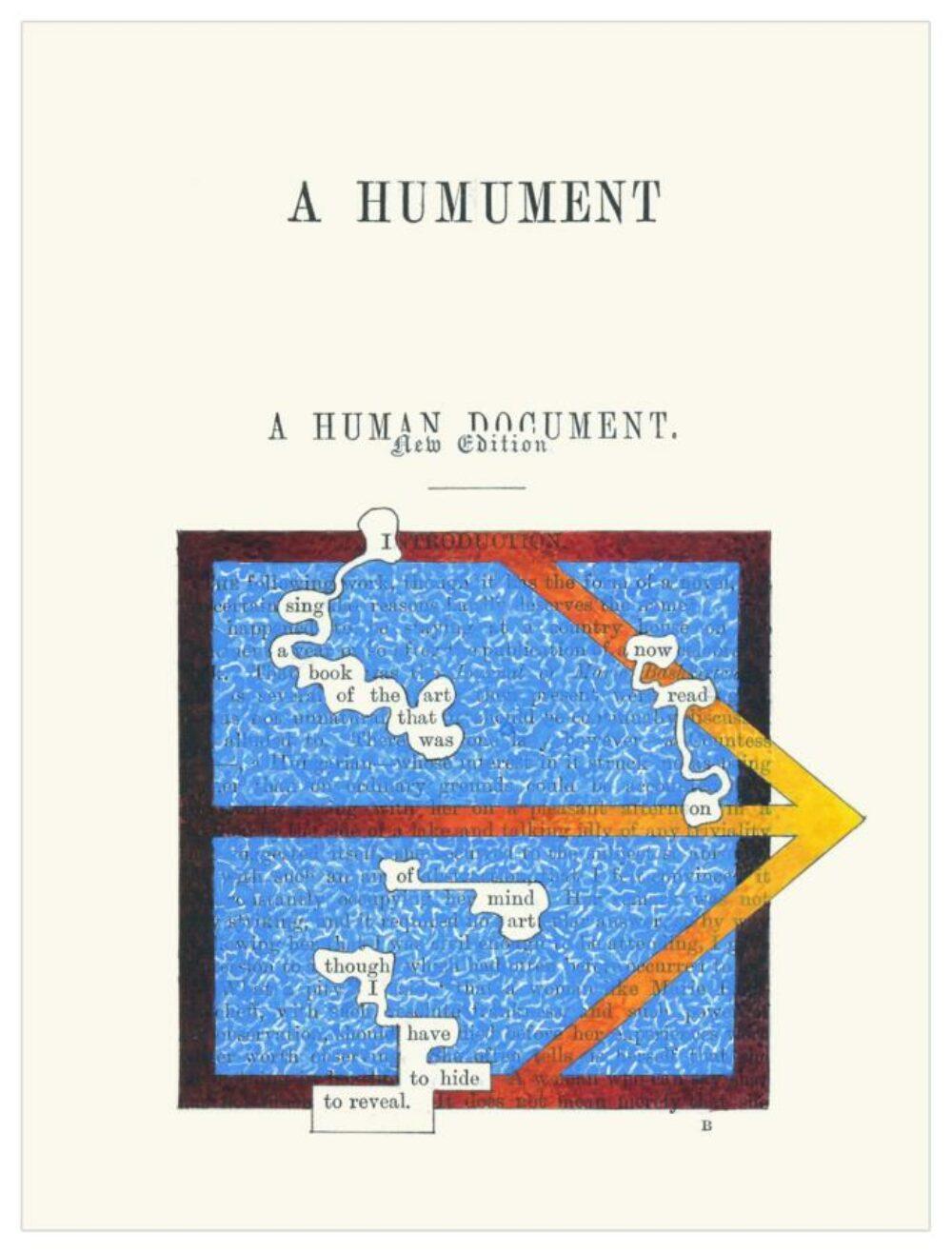 A Humument P 1