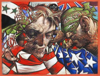 For Campus and Community: The Collection of The Grinnell College Museum of Art - Featuring Peter Howson