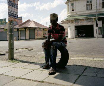 Jason Larkin launches new project 'Waiting'