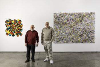 In Conversation: Bernard Cohen and Nathan Cohen with Philip Dodd